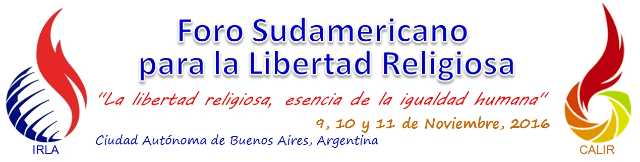 Eventos sobre Libertad Religiosa realizados en Argentina